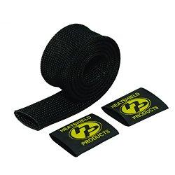Heatshield Products 204008 Black 5/8″ ID x 2′ Brake Line Heat Shield Sleeve