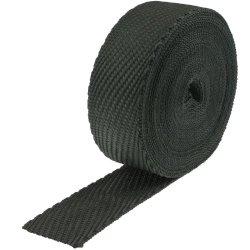 Heatshield Products 380008 Black 1″ Wide x 25′ Long Cobra Skin Exhaust Wrap