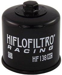 Hiflofiltro (HF138RC) RC Racing Oil Filter
