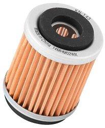 K&N KN-143 Powersports High Performance Oil Filter