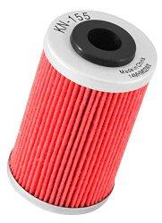 K&N KN-155 Powersports High Performance Oil Filter