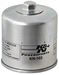 K&N KN-163 BMW High Performance Oil Filter