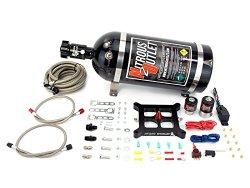 Nitrous Outlet 4150 Stinger Nitrous Plate – For 4150 Carb – 10lb Bottle 50-400hp