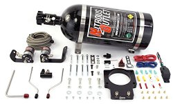 Nitrous Outlet 90mm 06-07 CTS-V Plate System (10lb Bottle)