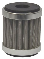 PC Racing PC141 Flo  Stainless Steel Reusable Oil Filter