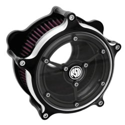 Roland Sands Design Clarity Contrast Cut Air Cleaner for Harley Davidson 1993-2 – One Size