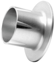 Two Brothers Racing P1-X PowerTip Sound Suppressor – Silver 005-P1-X