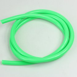 Wings Fuel Tube Hose 5mm Inner Dia Colorful Motorcycle Performance Green