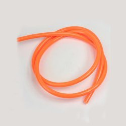 Wotefusi Motorcycle New Orange 100cm in Length Petrol Hose Oil Fuel Line ATV Quad Dirt Bike Pit