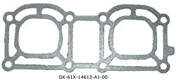 Yamaha 701 Exhaust Pipe Manifold Gasket 61x-14613-a0-00 Which Supersedes to 61x-14613-a1-00.