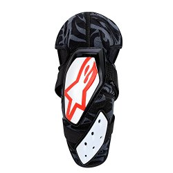 Alpinestars Moab Elbow Guard, Small/Medium, Black/White