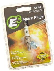E3 Spark Plugs E3.38 Powersport Spark Plug, Pack of 1