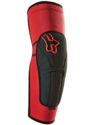 Fox Racing Launch Enduro Elbow Guards Red, M