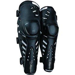 Fox Racing Titan Pro Knee/Shin Guard – One size fits most/Black