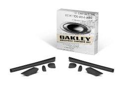 Oakley Half Jacket Mens Earsock Kit Sunglass Accessories – Black / One Size