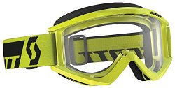 Scott Sports Recoil Xi Goggle with Standard AFC Lens (Green Frame/Clear Lens)