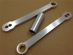 Silver Lowering Links For 2003-2006 Honda Cbr 600Rr Cbr600Rr 2004-2007 Cbr1000Rr