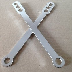 Silver Lowering Links For Suzuki Gsxr600 Gsx-R 600 Gsxr 750 Gsx-R750 Gsxr1000