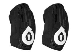 SixSixOne Riot Adult Elbow Guard Off-Road Cycling MTB Body Armor – Black / X-Large