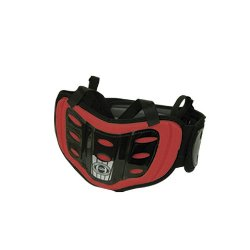 "Hrp Sports K-rib Wrap Red-lg -34""-38"" 724-r"