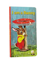I Am a Bunny (A Golden Sturdy Book)