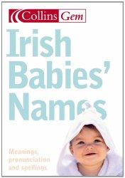 Irish Babies Names (Collins Gem)