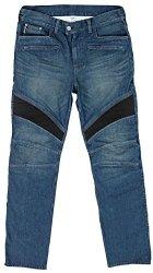 Joe Rocket Accelerator – Men's Motorcycle Jeans/Pants – Short Sizes – 32″/Short