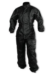 Milwaukee Motorcycle Clothing Company Motorcycle Riding Rain Suit (Small)