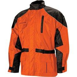 Nelson-Rigg AS-3000 Aston Rain Suit, Size: XL, Distinct Name: Orange, Gender: Mens/Unisex, Primary Color: Orange AS3000ORG04XL
