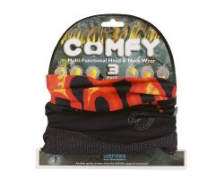 Oxford OF963 Comfy Multi-Functional Headwear (Flame)