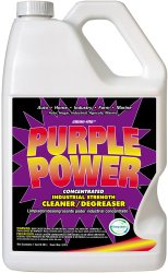 Purple Power (4320P) Industrial Strength Cleaner and Degreaser – 1 Gallon