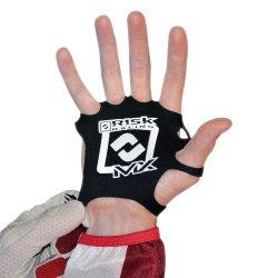 Risk Racing Palm Protector (Black, Small/Medium)