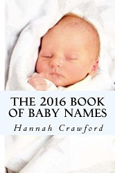 The 2016 Book of Baby Names