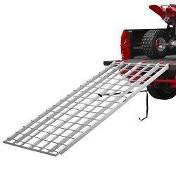 Aluminum Bi-Fold ATV Loading Ramp 95″ x 50″