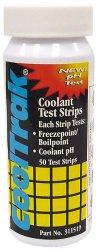Cool-Trak 311519 Coolant Testing Strips – Set of 50