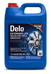 Delo 227808499 Extended Life Antifreeze/Coolant – 1 Gallon
