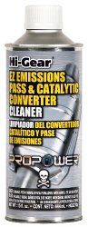 Hi-Gear HG3270s EZ Emissions Pass and Catalytic Converter Cleaner – 15 fl. oz.
