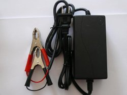 Motorcycle eXtender X123A AGM Maintainer 12V Battery Charger