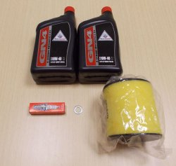 New 1997-2006 Honda TRX 250 TRX250 Recon OE Complete Oil Service Tune-Up Kit