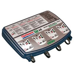 OptiMate Lithium TM-485, 4-BANK x 8-step 12.8/13.2V 0.8A Battery saving charger-tester-maintainer