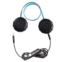 Outdoor Tech OT0042 Wired Chips – Universal Helmet Audio System (Black)