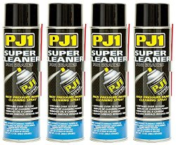 PJ1 3-21-4PK Super Cleaner Spray, 52 oz, 4 Pack (CA Compliant)