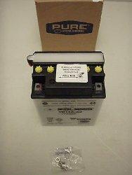 Polaris New OEM ATV/Snowmobile Battery 195 CCA 1985-2012 Yuasa YB14A-A2 12v