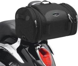 Saddlemen R1300LXE Delux Roll Bag – Black