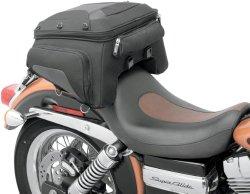 Saddlemen TS1450R Tunnel/Tail Bag – Black