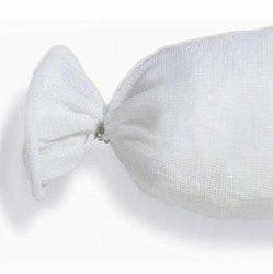 SpillTech WSO410 Polypropylene Oil-Only Sock, 3″ Diameter x 4′ Length, White Speckled (Pack of 10)