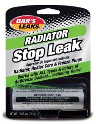 Bar's Leaks G12BP Powder Radiator Stop Leak – 0.75 oz.
