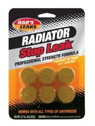Bar's Leaks HDC Radiator Stop Leak Tablet – 60 grams