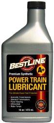 BestLine 853796001450 Premium Synthetic Power-Train Lubricant – 16 oz.