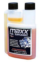 CleanBoost® MaxxTM 08oz Fuel Treatment for Gas & Diesel Fuel – Treats 240 Gallons